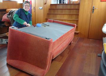 couch federn reparieren