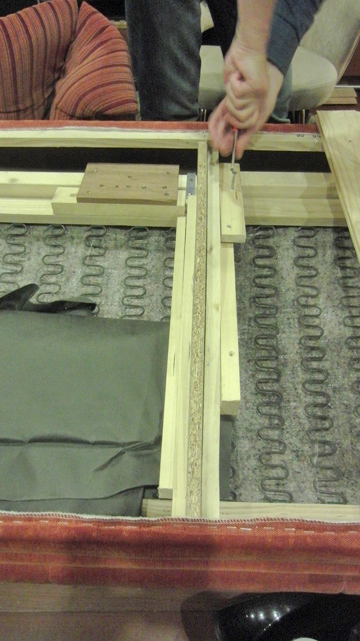 sofa reparieren stunning er paket lattenrost ersatz. Black Bedroom Furniture Sets. Home Design Ideas
