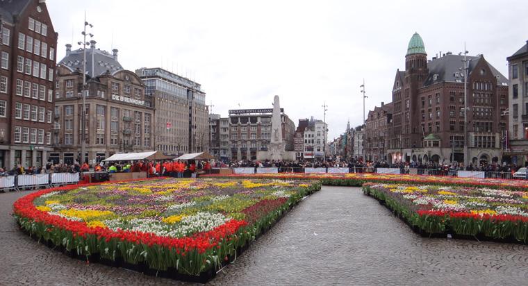 Amsterdam im februar